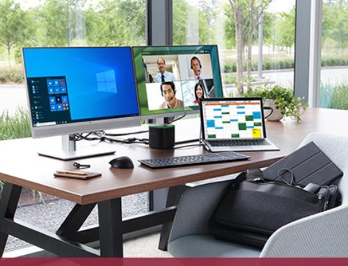 Travailler à domicile aussi efficacement qu'au bureau? Voici le Hoffice.
